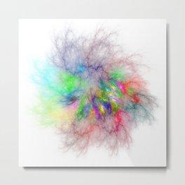 Feel The Rainbow Metal Print