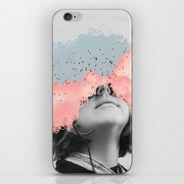 Dream of Pastel Flight iPhone Skin