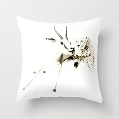 animal#02 Throw Pillow