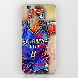 Oklahoma City 0 iPhone Skin