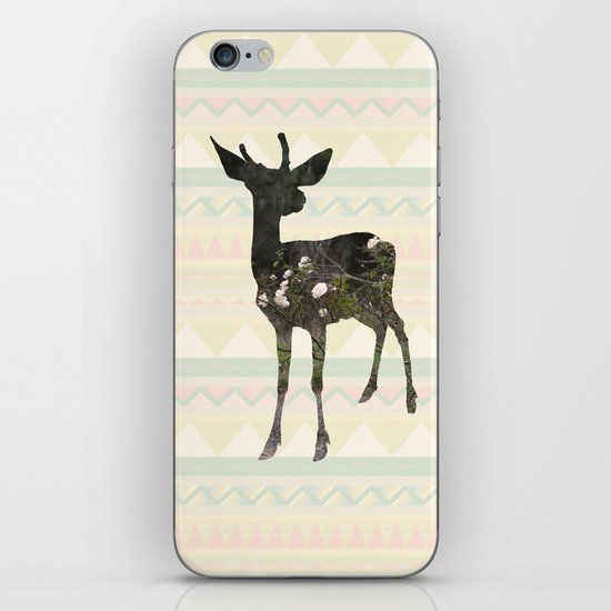 oh deerest me  iPhone & iPod Skin