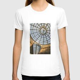 Galleria Vittorio Emanuele II in Milan, Italy T-shirt