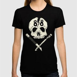 Born to hate in '88 T-shirt