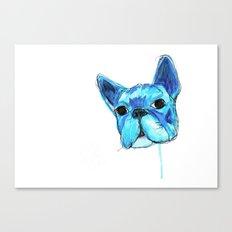 Drool Canvas Print