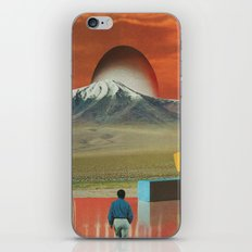 The Changing Of The Light iPhone & iPod Skin