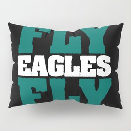 Fly Eagles Fly Pillow Sham