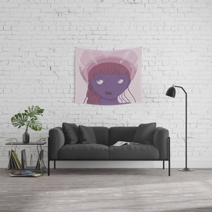 Jellymaid Wall Tapestry