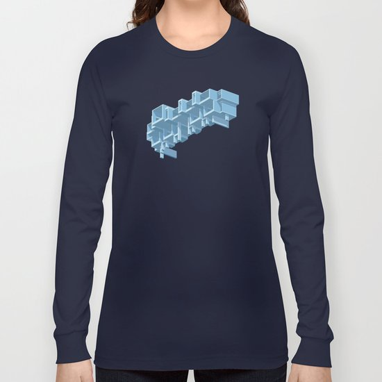 Orange County Government Centre Long Sleeve T-shirt