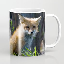 I Am the Fox. Who Are You? Coffee Mug