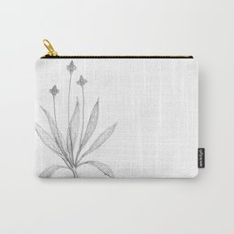 Ribwort Carry-All Pouch