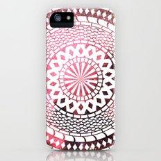 Nebula Snake Mandala iPhone (5, 5s) Slim Case