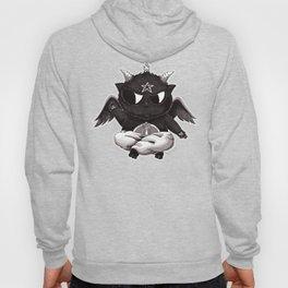 Black Cathomet Hoody