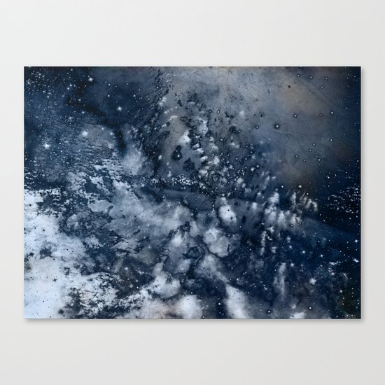 η Propus Canvas Print