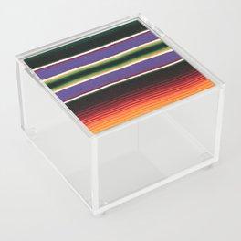 MEXICAN SERAPE Acrylic Box
