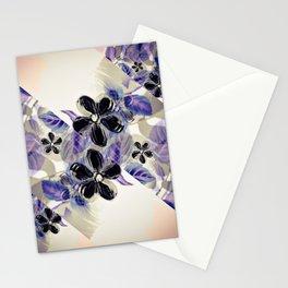 agape anthos Stationery Cards