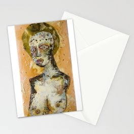 Patron Saint of Spring Time Love Stationery Cards