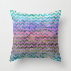 Sanabel Chevron Throw Pillow