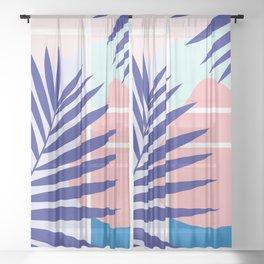 Memphis Mood Sheer Curtain