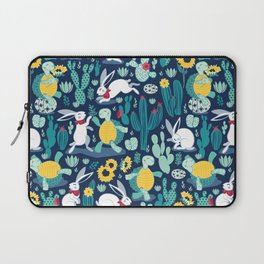 The tortoise and the hare Laptop Sleeve
