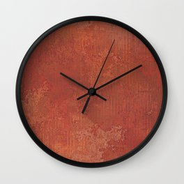 Industrial Rot 15 Wall Clock