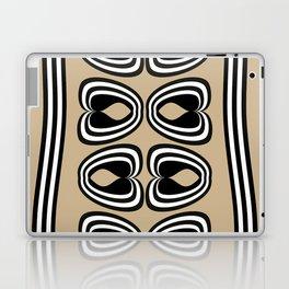 Psi Almond Buff Laptop & iPad Skin