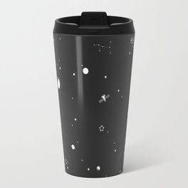 Outer Space Poster Travel Mug