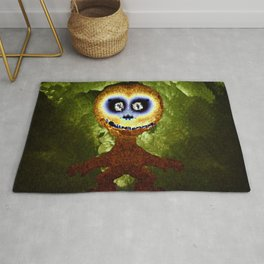 Welcome to my home Rug