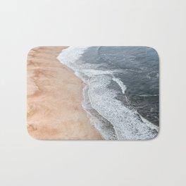 Sand, Sea, and Peace Bath Mat