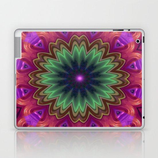 Mandala 19 Laptop & iPad Skin