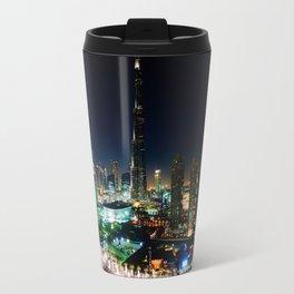 Dubai Cityscape Travel Mug