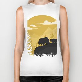 Bear Valley Biker Tank