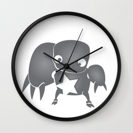 minima - slowbot 003 Wall Clock