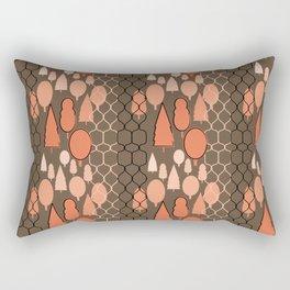 Fency Forest Rectangular Pillow