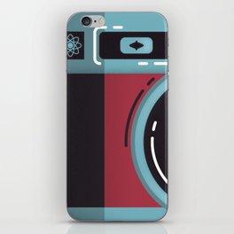 Little Yashica Camera iPhone Skin
