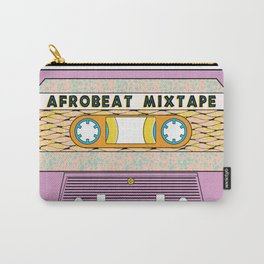 AFROBEAT MIXTAPE Carry-All Pouch