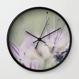Bienenfreund Wall Clock