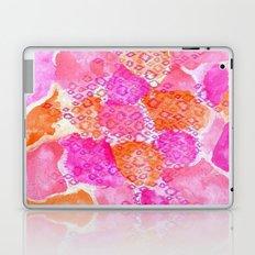 The skin of Pink Cheetah Laptop & iPad Skin