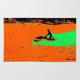 Summer Jetting - Jet Ski Fun Rug