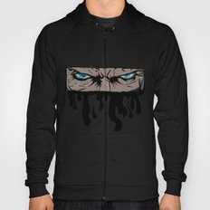 Comic eyes (infamous) Hoody