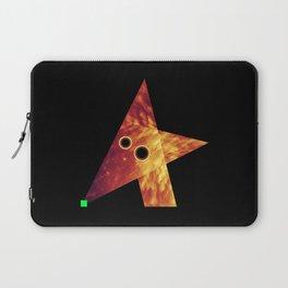 Wolf, Exploring Space Laptop Sleeve