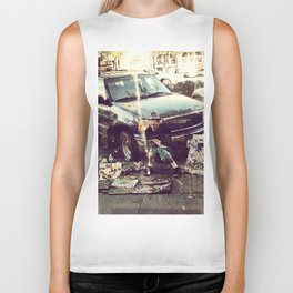 Focus on art Biker Tank