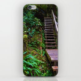 Staircase to heaven iPhone Skin