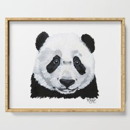 Panda Serving Tray