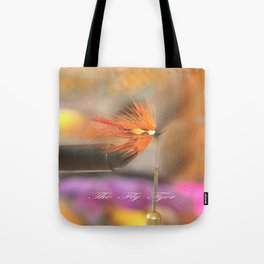 The Fly Tyer Tote Bag