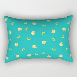Mac 'n' Cheese Rectangular Pillow