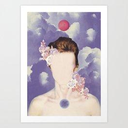 COSMIC PORTRAITS//05 Art Print