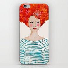aurore iPhone & iPod Skin
