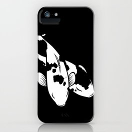 Wild Kois iPhone Case