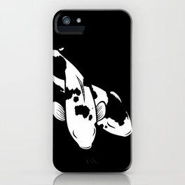Wild Kois iPhone Case