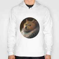 doge Hoodies featuring Sir Doge by Artspell